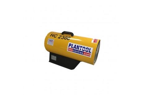 Heater - Propane Blower 44kw (150,000btu) at Plantool Hire Centres