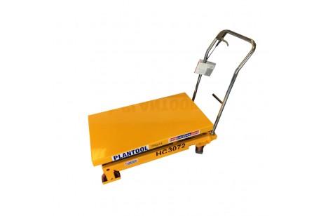 Mobile Scissor Lift Table at Plantool Hire Centres