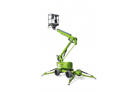 Niftylift SD120T - 4 x 4 - Self Drive - Bi Energy at Plantool Hire Centres