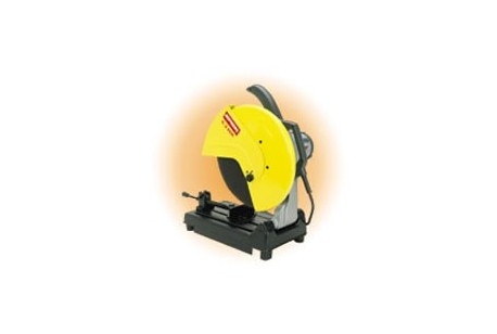 """Saw - Abrasive Bench Chop Saw 350mm (14"""") at Plantool Hire Centres"""