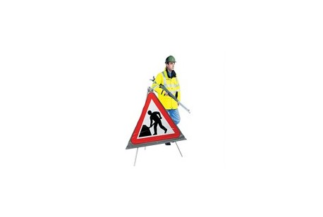Road Sign at Plantool Hire Centres