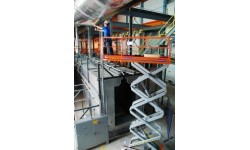 Scissorlift - Narrow Genie 2632 7.9m (26ft) Platform