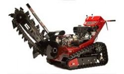 Trencher - Barreto Hydraulic Tracked Trencher