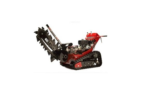 Trencher - Barreto Hydraulic Tracked Trencher at Plantool Hire Centres