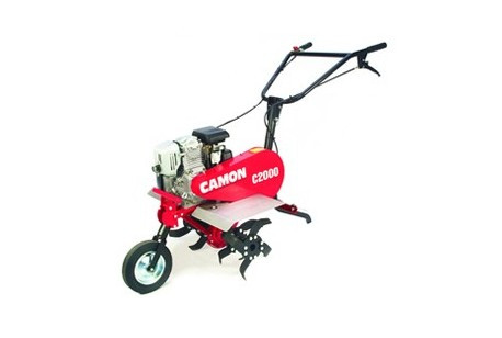 Rotovator/ Cultivator - 5hp Mid Tine at Plantool Hire Centres