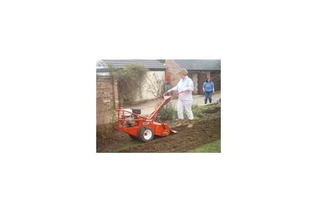Rotovator - 13hp Hydraulic at Plantool Hire Centres
