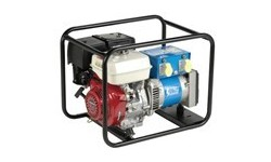 Generator - 6.0kva/ 4.8kw Portable Open Framed - Petrol
