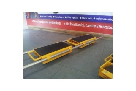 Skates - Shifting Skates - 16 Tonne Capacity at Hirecentres