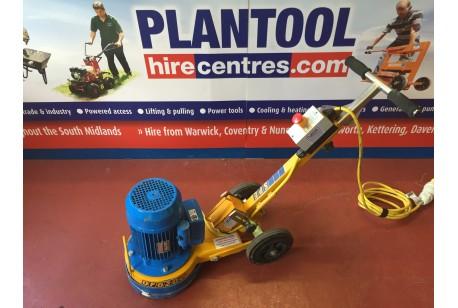 Floor Grinder - Diamond - DFG200 at Plantool Hire Centres