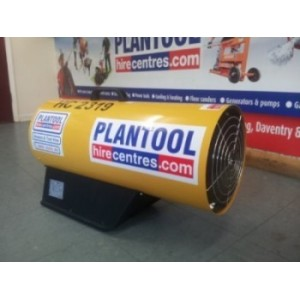 Heaters - Direct Fired Gas
