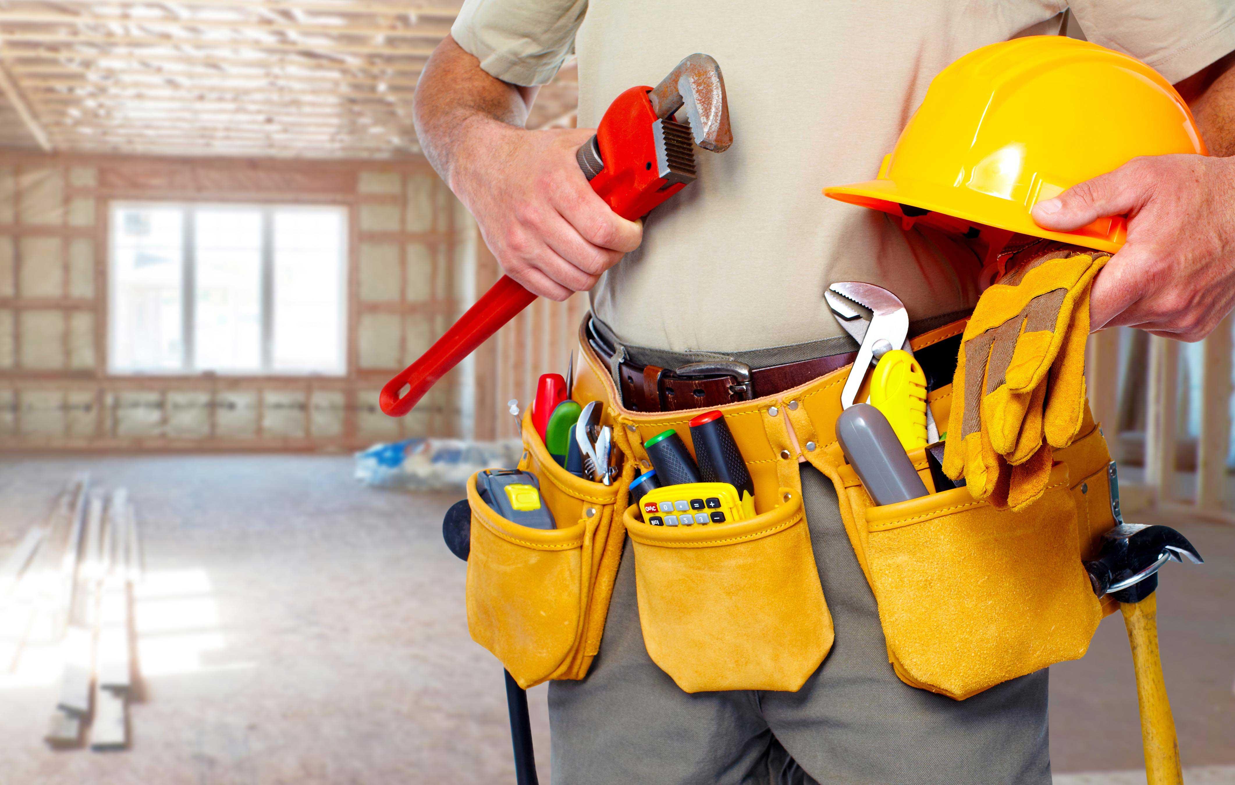 Tool Belt - DIY Safety