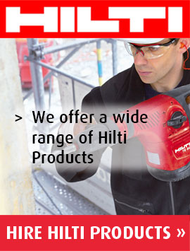 Hire Hilti Products